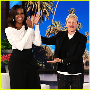 Michelle Obama Opens Up About Life After the White House in First TV Interview Since Leaving - Watch Now!