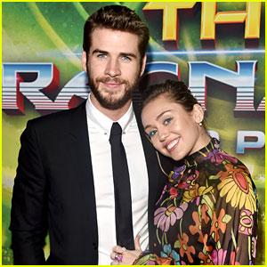 Miley Cyrus Sends Liam Hemsworth Valentine's Day Love With Cute Video