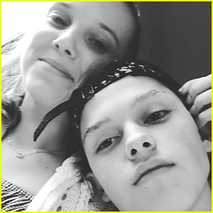 Millie Bobby Brown's Boyfriend Jacob Sartorius Wrote Her the Sweetest Birthday Message!