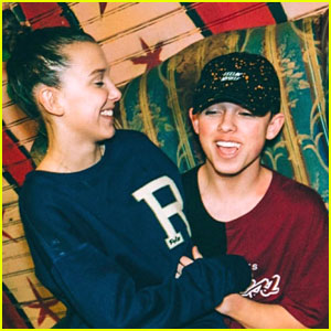 Millie Bobby Brown Shares New Photo with Boyfriend Jacob Sartorius For Valentine's Day