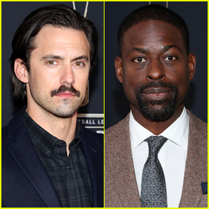 Milo Ventimiglia & Sterling K. Brown Suit Up for NFL Honors 2018