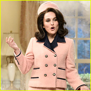 Natalie Portman Brings Jackie Kennedy Back to the White House on 'SNL' - Watch!