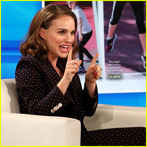 Natalie Portman Is Taking Tennis Lessons, Says She's Terrible!