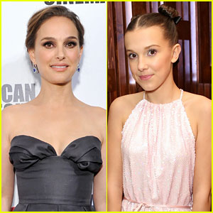 Natalie Portman Reacts to Millie Bobby Brown Being Her Lookalike