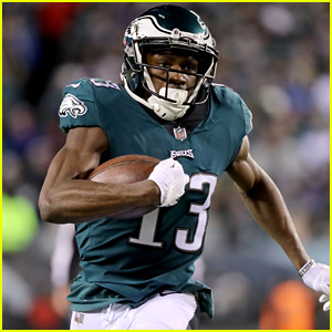 Who Is Nelson Agholor's Girlfriend? Meet Viviana Volpicelli!