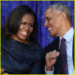Michelle Obama Curates Perfect Valentine's Day Playlist for Barack Obama!