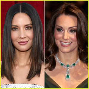 Olivia Munn Defends Kate Middleton, Speaks Out About Time's Up Dress Code