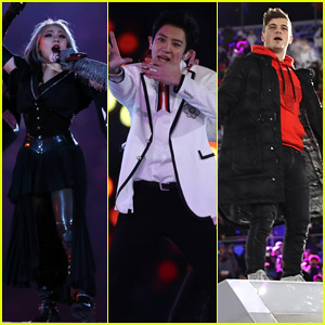 CL, EXO & Martin Garrix Perform at Winter Olympics 2018 Closing Ceremony!