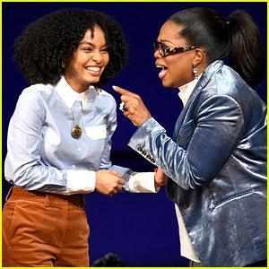 Oprah Winfrey Calls Yara Shahidi One of 'the Most Profound 17-Year-Olds Alive'