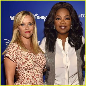 Oprah Winfrey Says Reese Witherspoon Showed PTSD Signs After Harvey Weinstein Scandal