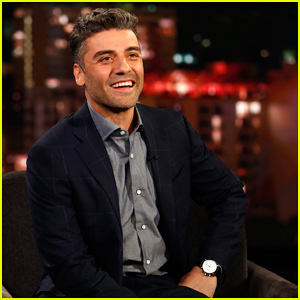 Oscar Isaac Explains His Cheetos & Chopsticks Meme on 'Jimmy Kimmel': 'I'm A Sophisticated Gentleman'