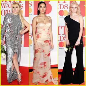 Paloma Faith, Jorja Smith & Grace Chatto Hit Red Carpet at 2018 Brit Awards!