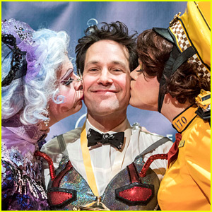 Paul Rudd Honored as Harvard's Hasty Pudding Man of the Year!