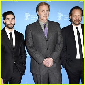 Peter Sarsgaard, Tahar Rahim, & Jeff Daniels Premiere 'The Looming Tower' in Berlin