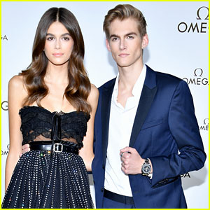 Presley Gerber Gets Tattoo of Sister Kaia's Name - See the Pic!