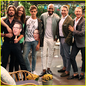 'Queer Eye': Original Fab Five Meets Netflix's New Reboot Cast - Watch Here!