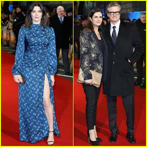 Rachel Weisz & Colin Firth World Premiere 'The Mercy' in London - Watch Trailer!