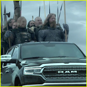 Ram Trucks Super Bowl Commercial 2018: Icelandic Vikings Venture to Minnesota - Watch Now!
