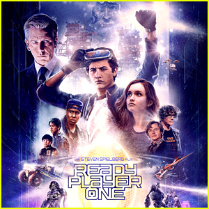 'Ready Player One' Releases Official Movie Poster!