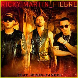 Ricky Martin: 'Fiebre' Stream, Lyrics & Download - Listen Now!