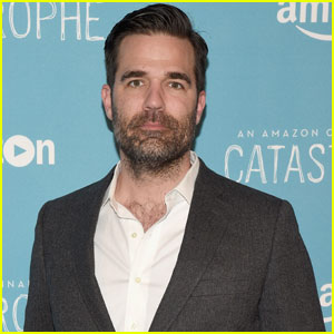 Rob Delaney's 2-Year-Old Son Passes Away After Brain Cancer Battle