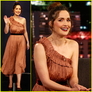 Rose Byrne Says Newborn Son Rafa Looks Like Jeff Sessions!