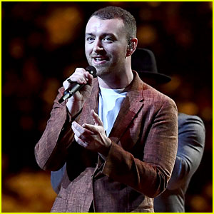 Sam Smith Wows the Crowd With 'Too Good at Goodbyes' Performance at Brit Awards 2018 (Video)