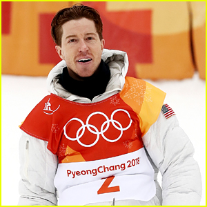Shaun White Wins Gold for Men's Halfpipe at Winter Olympics!