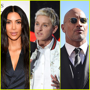 Kim Kardashian, Ellen DeGeneres, Dwayne 'The Rock' Johnson & More Stars Mourn the Parkland High School Shooting