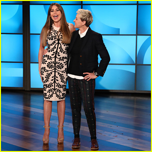 Sofia Vergara Surprises Ellen with Hilarious 60th Birthday Gift - Watch the Moment Here!