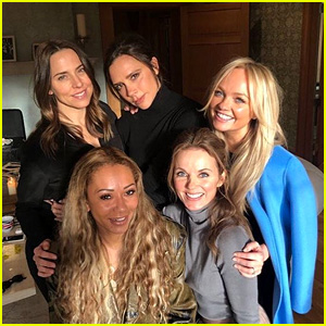 Spice Girls Reunion Details - Emma Bunton Dishes on the Meet Up!
