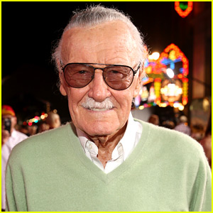 Stan Lee Rushed to Hospital, But is 'Doing Well'