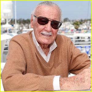 Stan Lee Is 'Feeling Great' Following Brief Hospitalization