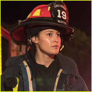 'Station 19' Trailer Airs During 'Grey's Anatomy' -  Watch Now!