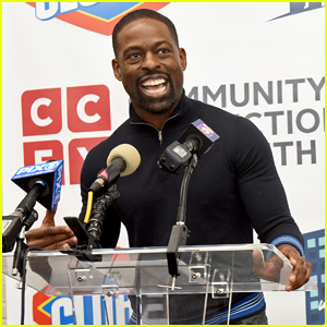 Sterling K. Brown Teams Up with Clorox & Thrive Collective: 'I Have a Responsibility to My Community'