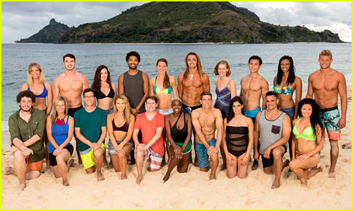 'Survivor' 2018 Contestants - 20 Castaways Set for 'Ghost Island'