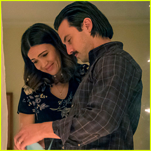 Mandy Moore & Milo Ventimiglia Tweet About Wrapping 'This Is