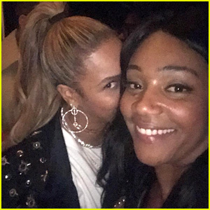 Beyonce Talked Tiffany Haddish Out of Getting Into a Fight!