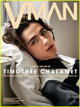 Timothee Chalamet Opens Up to Frank Ocean About Artistic Integrity & the Digital Age