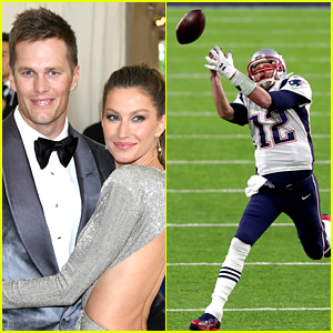 Gisele Bundchen's 'My Husband Can't Throw & Catch' Quote Resurfaces After Super Bowl 2018
