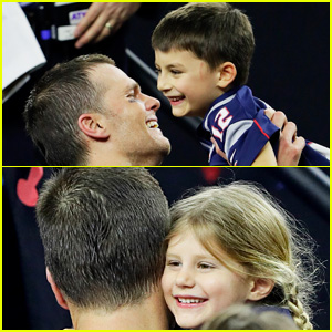 Tom Brady's Kids Had the Best Time at Last Year's Super Bowl!