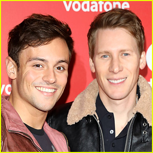 Tom Daley & Dustin Lance Black Expecting First Child!