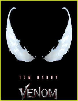 Tom Hardy's 'Venom' Gets First Poster, Teases Big Reveal!