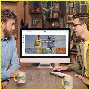 Wix.com Super Bowl Commercial 2018 with Rhett & Link - Watch Now!