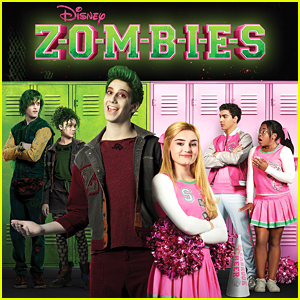 Get The Scoop On Disney's 'Zombies' - Watch Now! (Exclusive)