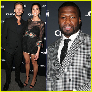 50 Cent Supports Ryan Kwanten & 'The Oath' Cast at L.A. Premiere - Watch Trailer!