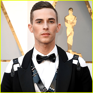 Adam Rippon Responds to Haters of His Oscars Outfit