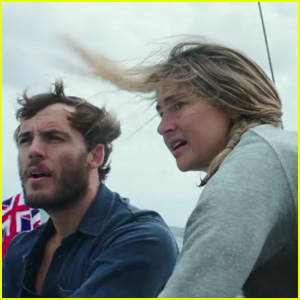 Shailene Woodley & Sam Claflin Are Lost at Sea in 'Adrift' Trailer - Watch Now!