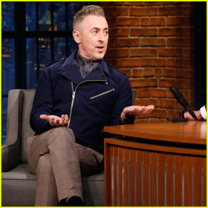 Alan Cumming Talks About His Groundbreaking Role in 'Instinct' on 'Late Night'