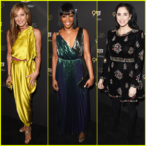 Allison Janney, Tiffany Haddish & More Celebrate 2018 Oscars Week with Cadillac!